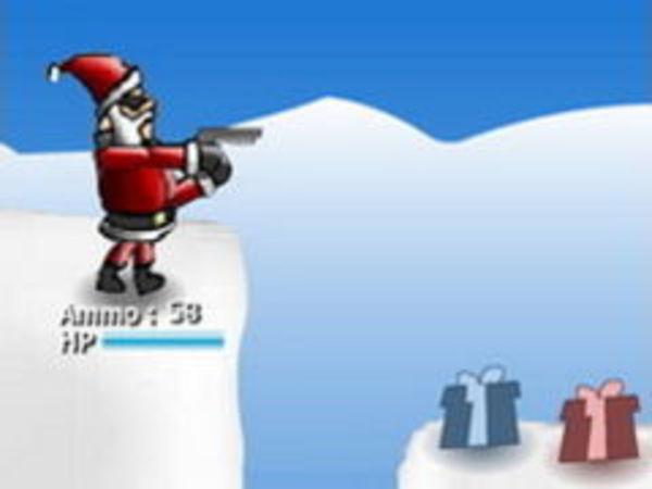 Bild zu Action-Spiel Santas Vengeance