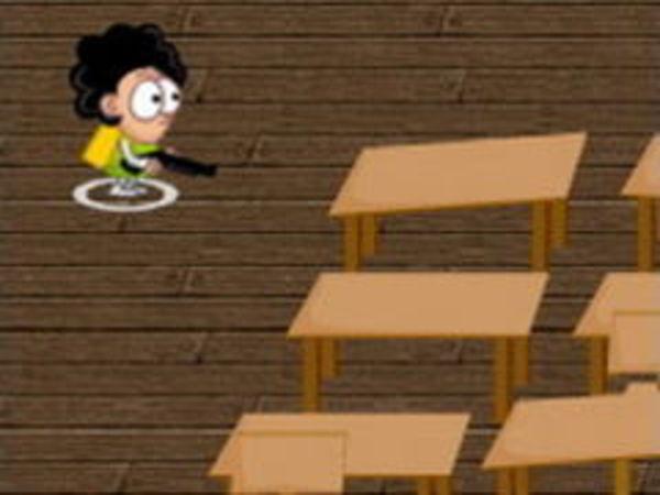 Bild zu Denken-Spiel School Invaders