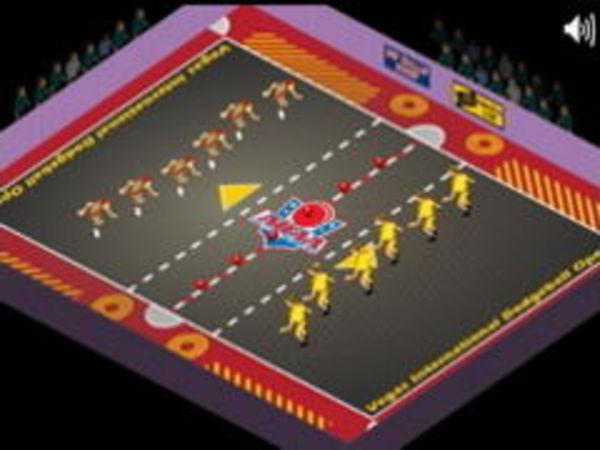 Bild zu Top-Spiel Show Dodgeball