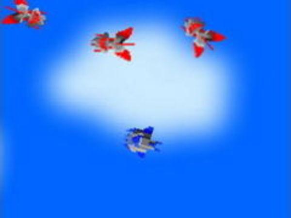 Bild zu Action-Spiel Sky Patrol
