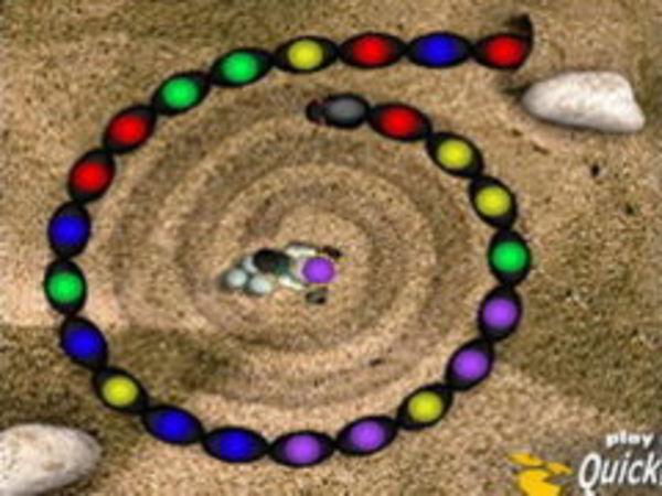 Bild zu Geschick-Spiel Snake Coil