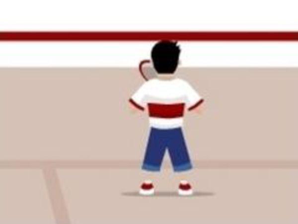 Bild zu Top-Spiel Freestyle Squash
