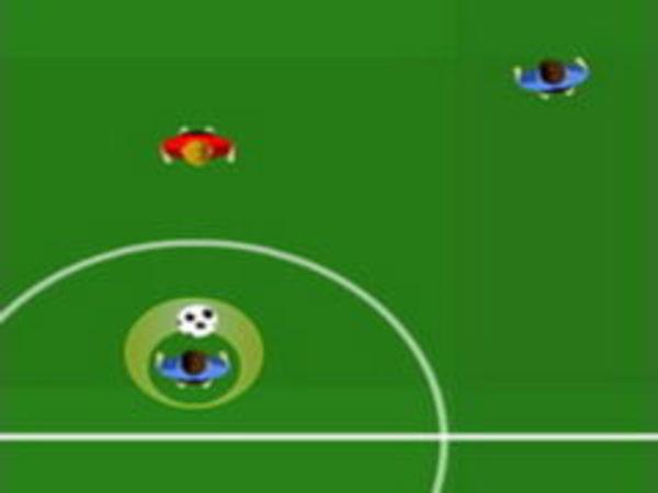 Bild zu Sport-Spiel Soccer Shootout