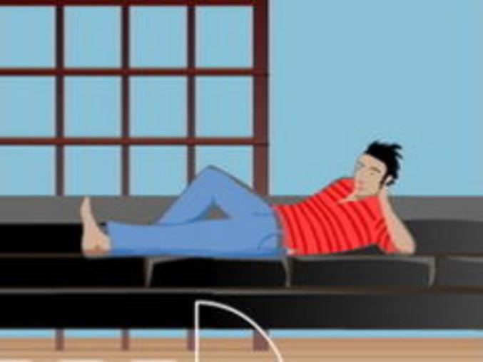 Sofa Longjump