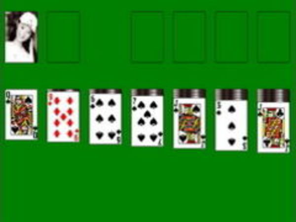 Bild zu Denken-Spiel Solitaire 3