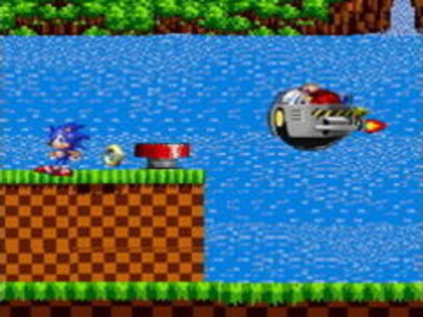 Bild zu Geschick-Spiel Sonic the Hedgehog