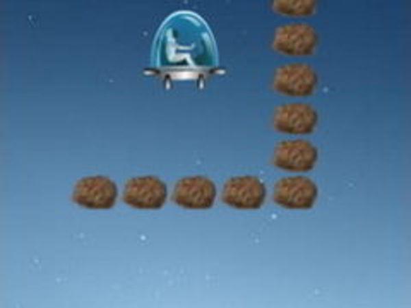 Bild zu Geschick-Spiel Spaceman