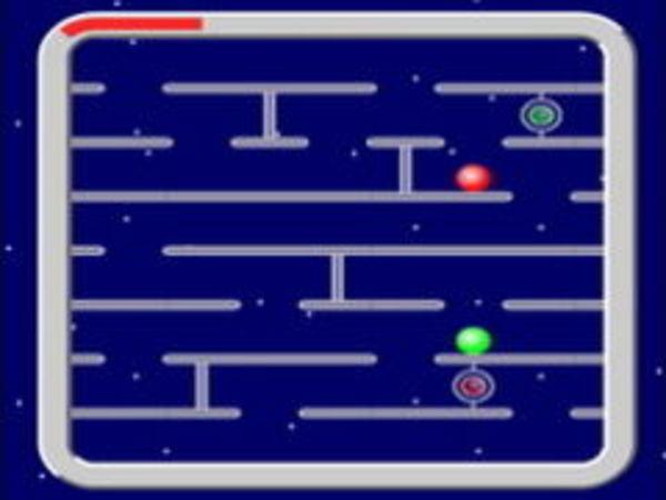 Bild zu Denken-Spiel Spacemarbles