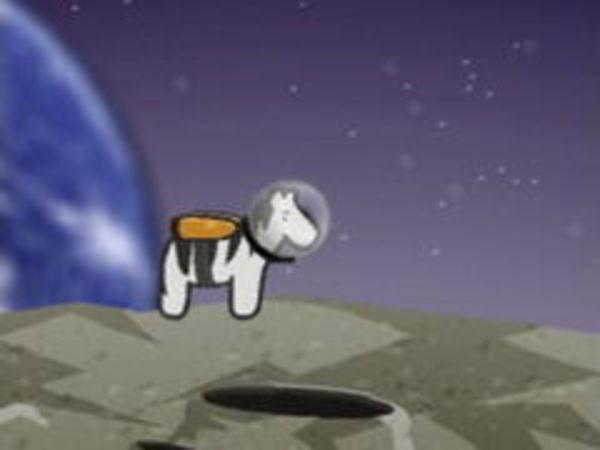 Bild zu Top-Spiel Space Zebra