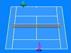 Stickman Tennis spielen