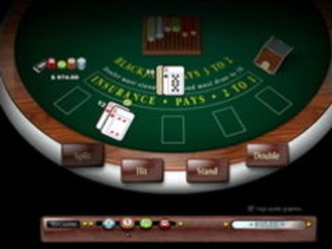 Table Blackjack