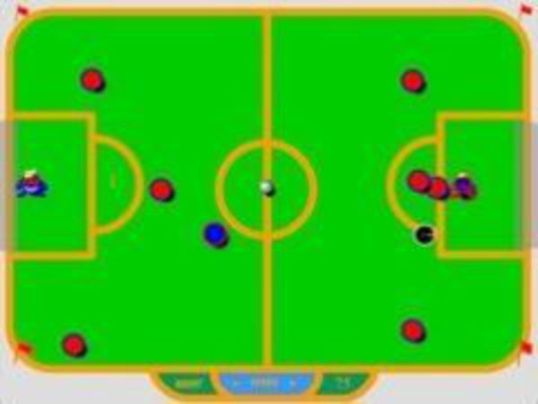 Bild zu Sport-Spiel Table Football