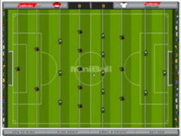 Bild zu Geschick-Spiel Table Footie