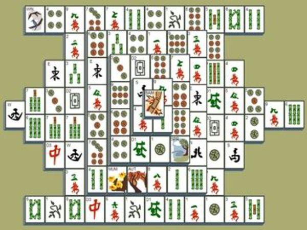 Bild zu Karten & Brett-Spiel Taipim Mahjong