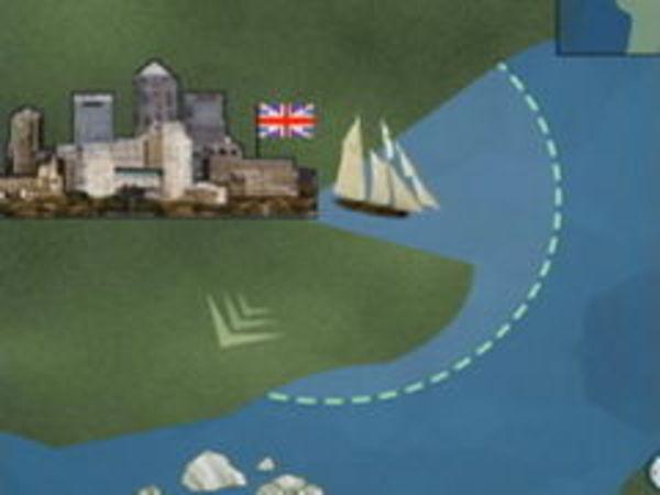 Bild zu Geschick-Spiel Tall Ships