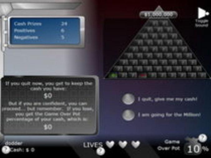 Pyramiden Challenge