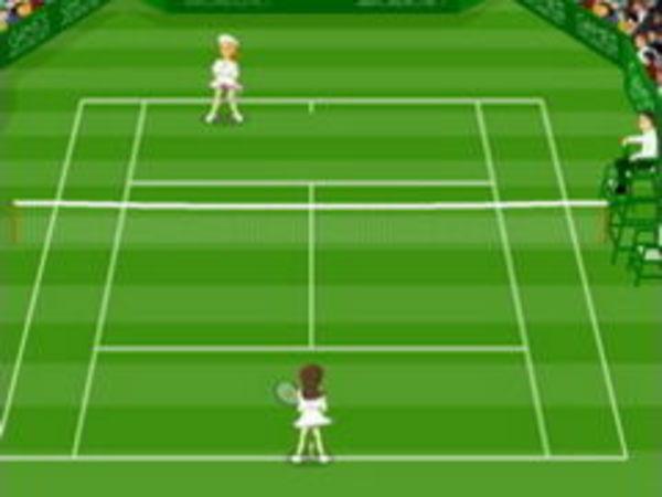 Bild zu Top-Spiel Tennis Ace
