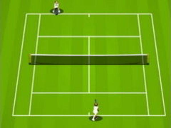 Bild zu Sport-Spiel Tennis Game