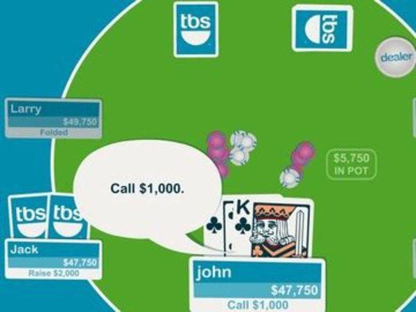 Bild zu Karten & Brett-Spiel Texas Holdem Poker