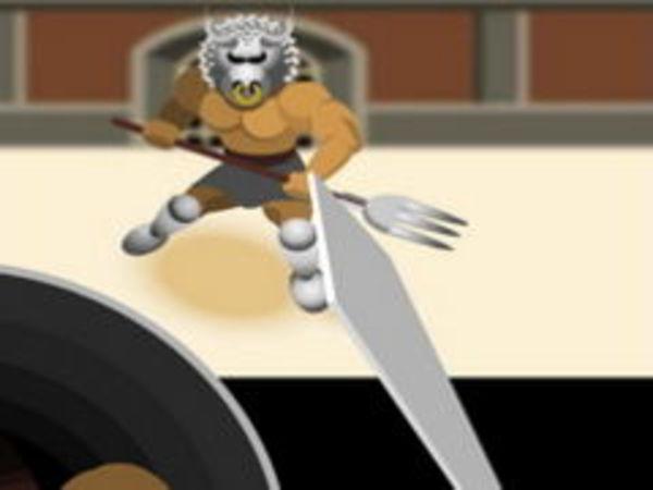 Bild zu Action-Spiel The Arena