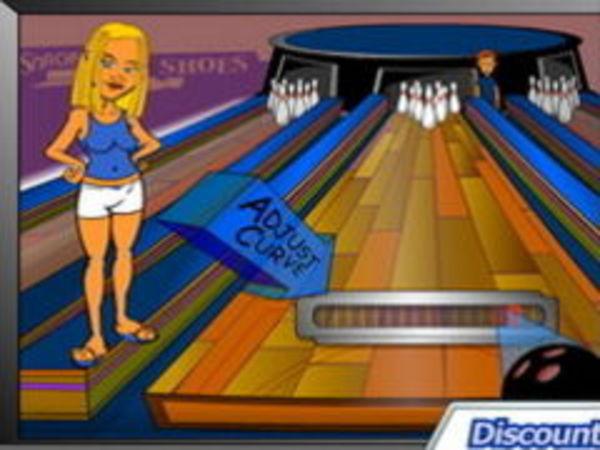 Bild zu Top-Spiel The Bowling-Game