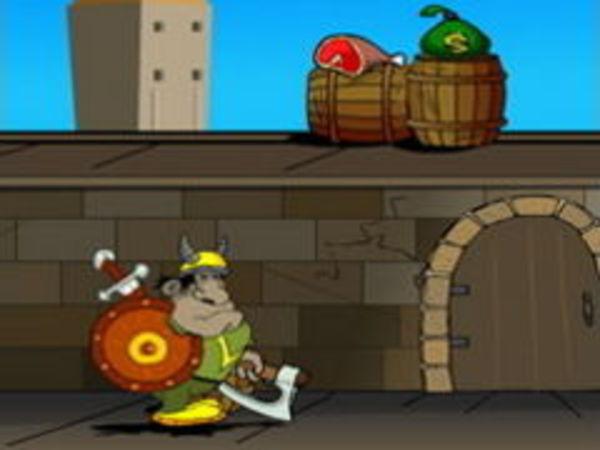 Bild zu Sport-Spiel The Viking