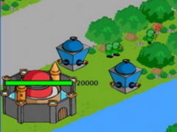Bild zu Strategie-Spiel Strategy Defense 3