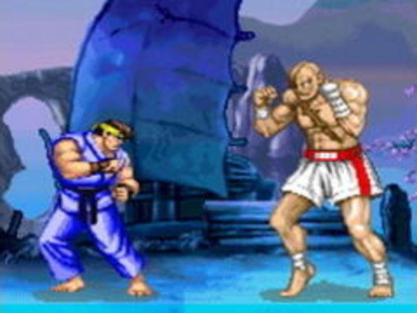 Bild zu Geschick-Spiel Streetfighter 3