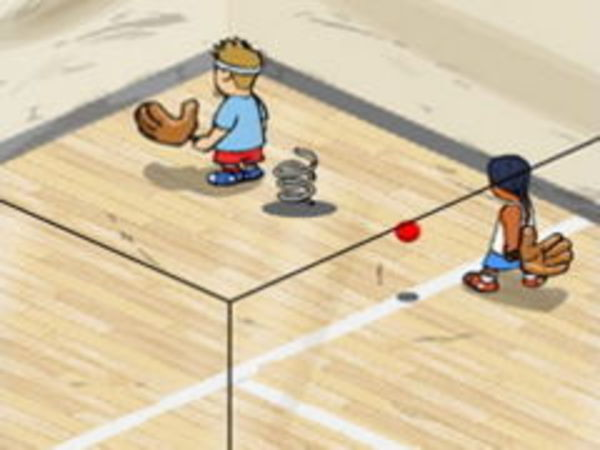 Bild zu Geschick-Spiel Super Handball