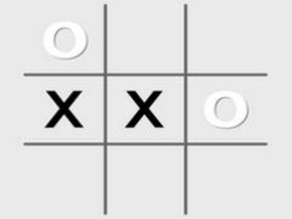 Bild zu Kinder-Spiel Tic Tac Toe 2