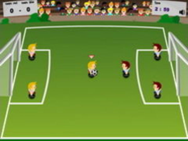 Bild zu Sport-Spiel Tiny Soccer