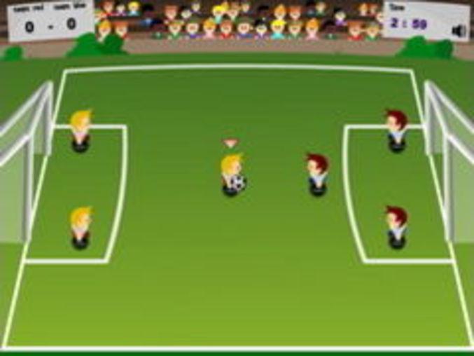 Tiny Soccer