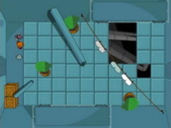 Bild zu Denken-Spiel Titanic Futurama 3