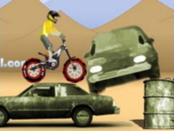 Bild zu Action-Spiel Top Trialbiker