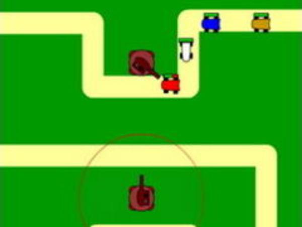 Bild zu Strategie-Spiel Tower Defender 3