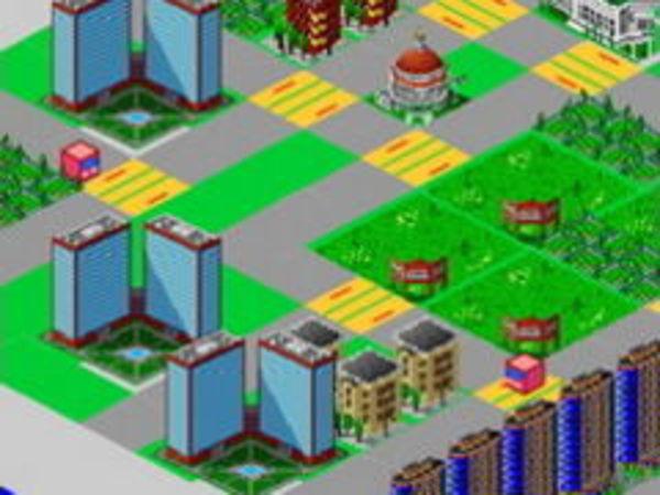 Bild zu Top-Spiel Taffic Control 3D