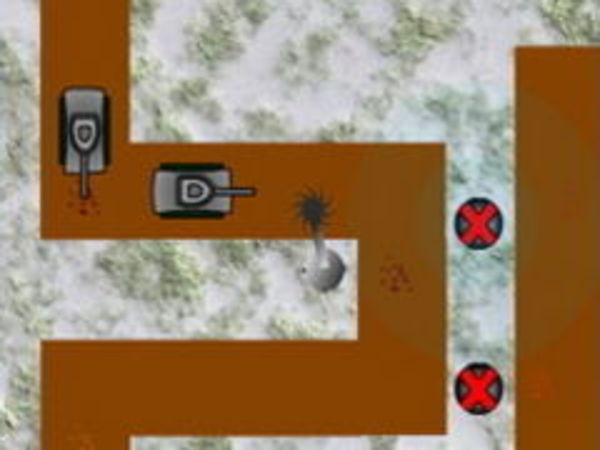 Bild zu Action-Spiel Trench Defence