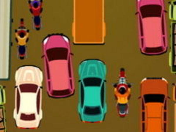 Bild zu Geschick-Spiel Two Wheeler Trauma