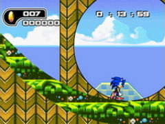 Ultimate Flash Sonic spielen
