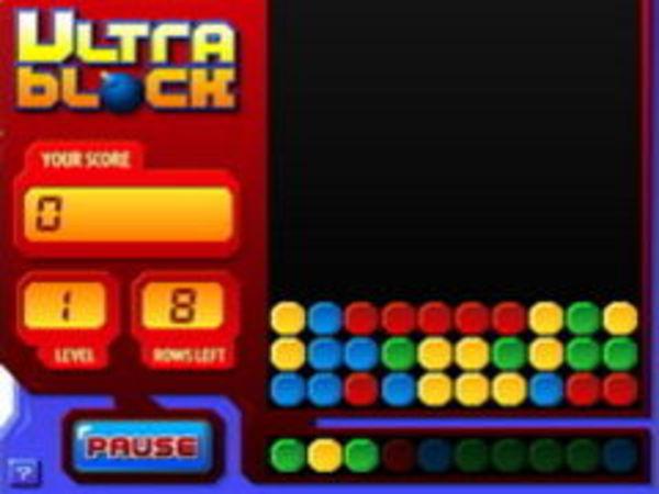 Bild zu Kinder-Spiel Ultra Block