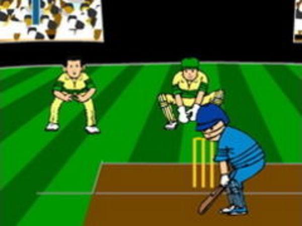 Bild zu Sport-Spiel V-Cricket  2