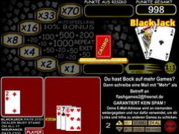 Bild zu Karten & Brett-Spiel Video Black-Jack