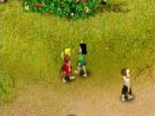 Bild zu Top-Spiel Virtual Villagers