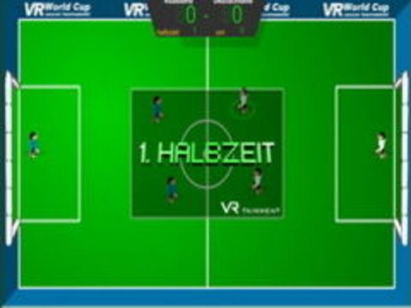 Bild zu Sport-Spiel VR-Soccer