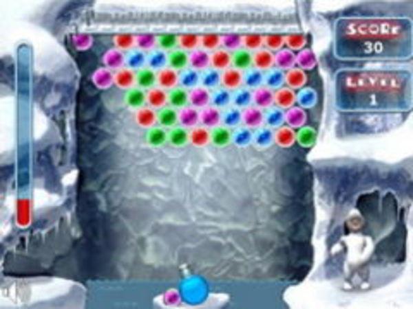 Bild zu Denken-Spiel Yeti Bubble