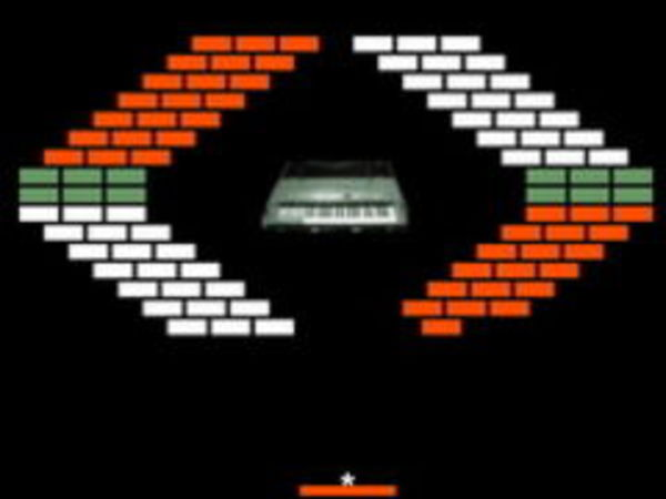 Bild zu Geschick-Spiel Yola Breakout