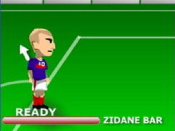 Bild zu Sport-Spiel Zidane Showdown