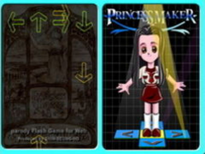 Tanz-Prinzessin 4