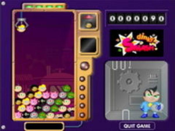 Bild zu Kinder-Spiel Dinky Smash