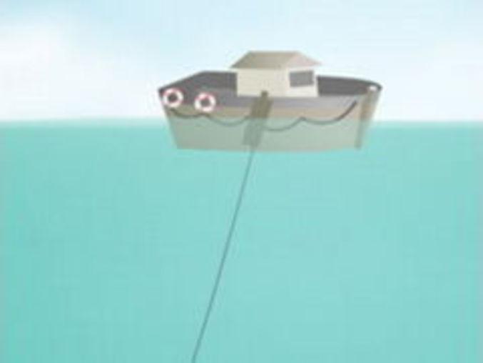 Sam der Angler